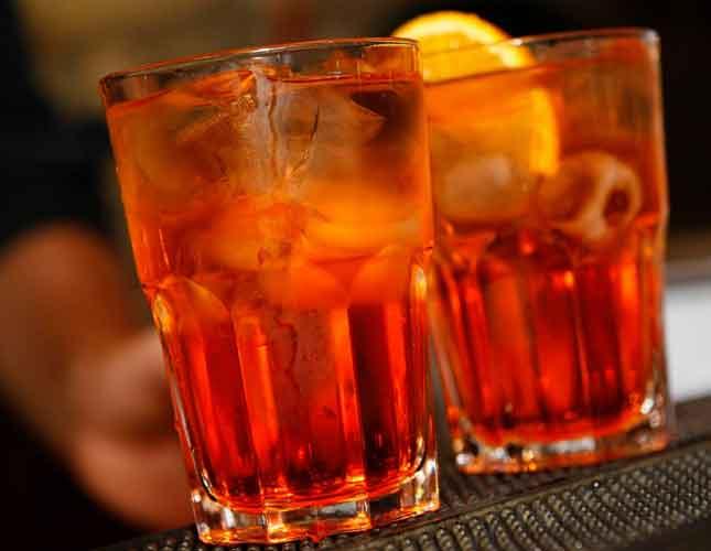 Tutti i giorni: Happy Hour con Cocktails e Stuzzicherie