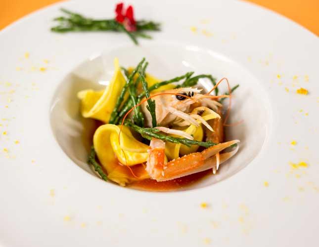 Ristorante di recente apertura propone piatti di qualità...